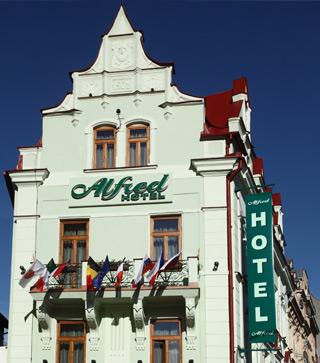 Hotel Alfred Karlovy Vary