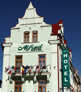Альфред Hotel Карловы Вары